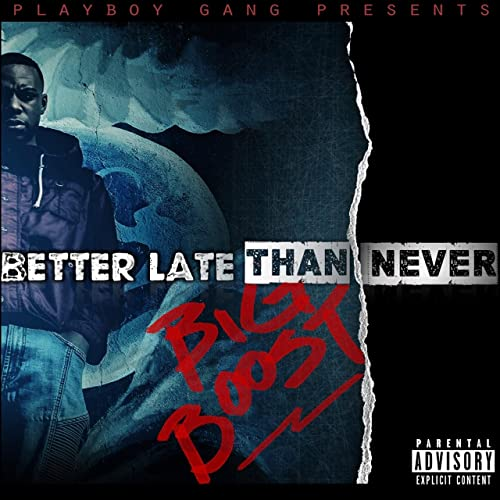 I'm Still Here (feat  JayMarr) [Explicit] by Big Boost on