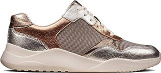 حذاء رياضي عصري من كلاركس للنساء متوفر بمقاس 5.5 UK, (متعدد الالوان), 5.5 UK