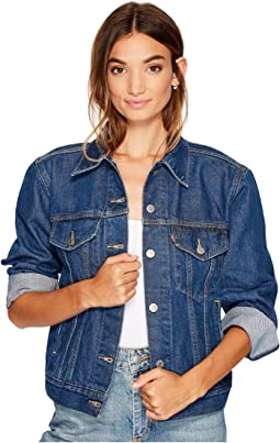Levi's® Womens Ex-Boyfriend Trucker Jacket