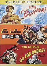 Objective Burma! / Never So Few / Go for Broke