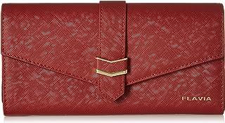 Flavia Women's Clutch (Red)