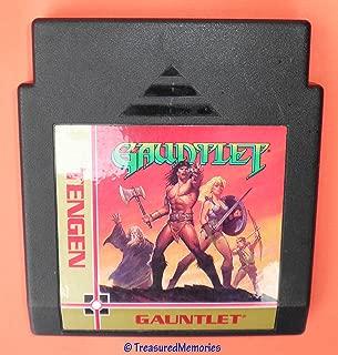 NES Gauntlet Video Game - USED