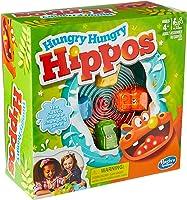 Hasbro Gaming Hungry Hippos Green