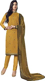 MUSTARD CASUAL STRAIGHT CUT STYLE SUIT