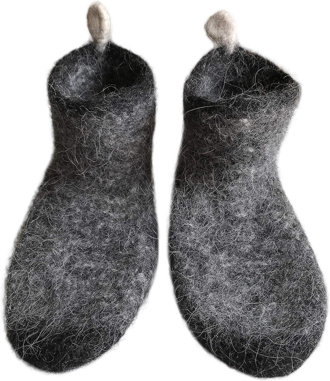 Kosy Sheep Warm Cozy House Los Angeles Mall Slippers for Men Iceland New popularity Socks Women
