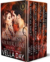 Weres and Witches of Silver Lake Box Set (Books 1-4): Hidden Realms: A Hot Paranormal Romance
