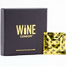 The Original Wine Condoms | Wine & Beverage Bottle Stopper | Air-Tight Grip | Prolong Beverage Freshness | FUNctional Nove...