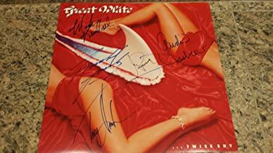 GREAT WHITE signed