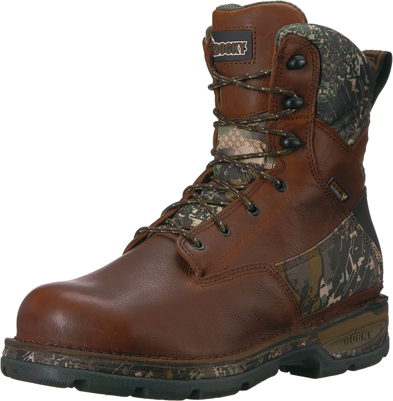 Rocky Men's RKS0319 Mid Calf Boot
