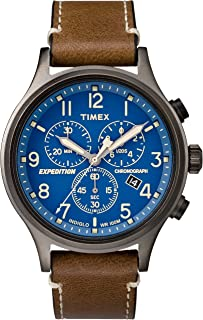 Timex Men's Expedition Scout Chronograph 42mm Watch TW4B09000