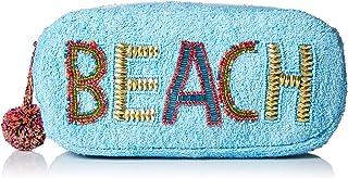 ale by Alessandra Damen Beach Baby Plush Cotton Terry Cloth Clutch/Bikini Bag Handtaschen-Organizer