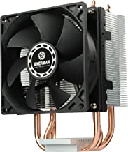 Enermax ETS-N30 ll Compact Intel/AMD CPU Cooler with Direct Heat Pipes, ETS-N30R-HE