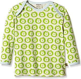loud + Proud 中性款婴儿衬衫 langarm 运动衫