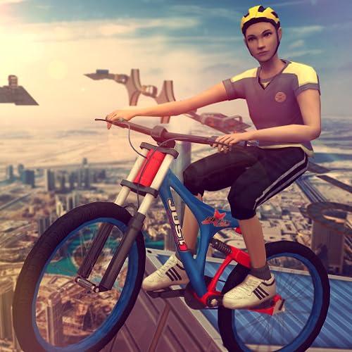 Impossible Bicycle Quad Stunts 2018