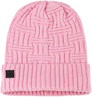 Revony Evony Warm Winter Beanie - Soft Cashmere-Like Feel 3e0acc49d248