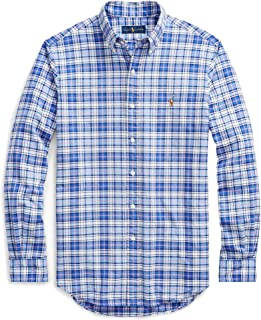Polo Men's Long Sleeve Classic Fit Oxford