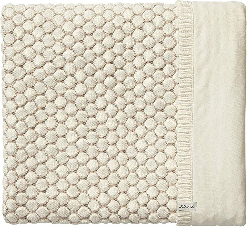 Joolz Essentials Honeycomb Blanket Off White