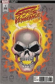 Spirits of Vengeance #1 Variant