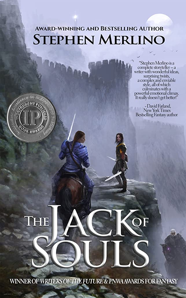 動物園アームストロング防腐剤The Jack of Souls - A New Fantasy Adventure Series (The Unseen Moon Book 1) (English Edition)