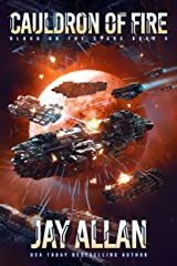 Cauldron of Fire (Blood on the Stars Book 5) Kindle Edition