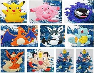 pokemon ornaments set