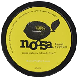 Noosa Yoghurt, Lemon, 8 oz