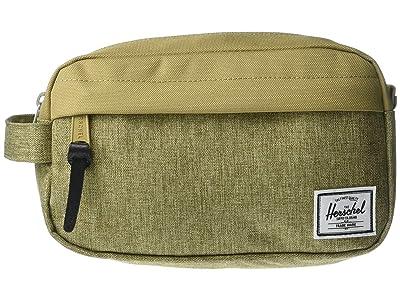 Herschel Supply Co. Chapter Carry On (Kelp Crosshatch/Kelp) Bags
