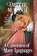A Governess of Many Languages (The Governess Bureau Book 3) Kindle Edition