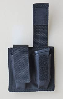 Federal Double Magazine Pouch for Glock 26, 27 & 39 Subcompact Pistols - 6-10 Rounds