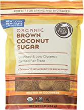 Big Tree Farms organic brown coconut sugar, 1lb