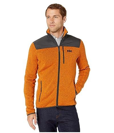 Helly Hansen Varde Fleece Jacket (Marmalade) Men
