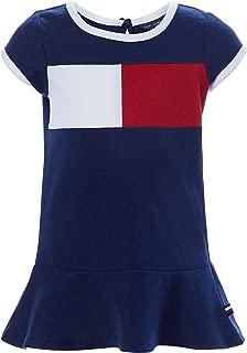 Girls' Core Short Sleeve Logo Dress