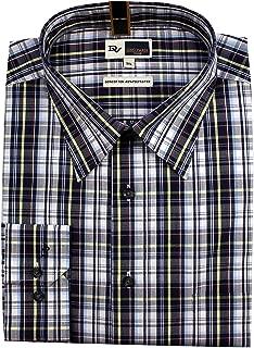 Dino Vardi Homme, Mens Shirt, Yellow, 3XL