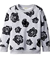 Kenzo Kids - All Over Printed Sweater (Little Kids)