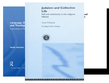 Routledge Studies in Religion  50 Book Series