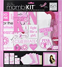 Me & My Big Ideas Pretty in Pink Page Kit, 12 by 12-Inch