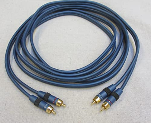 Cables Unlimited AUD-1705-06 6-Feet Pro A//V Series Composite A//V Cables