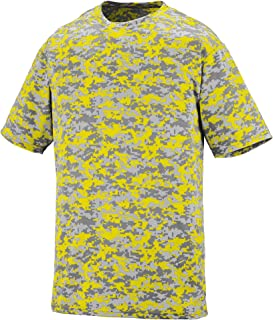Augusta Sportswear Men's Digi camo Wicking t-Shirt