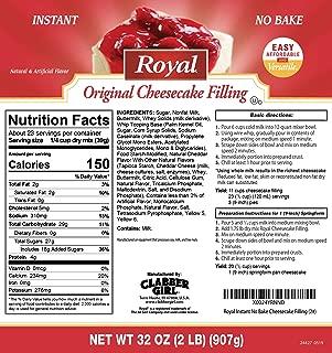 Royal Instant No Bake Cheesecake Filling (2#)