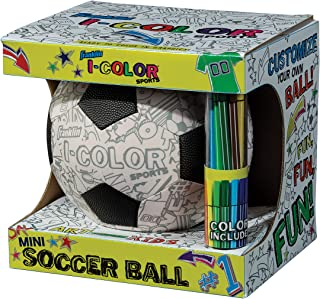 Franklin Sports I - Color Ball Ball - سفارشی کردن توپ اختصاصی خود - فوتبال ، بسکتبال یا توپ فوتبال