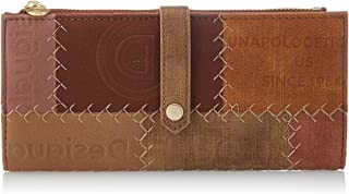 Desigual Accessories Pu Long Wallet, Lunga Durata Donna, U