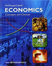 Economics: Concepts and Choices: Student Edition 2008