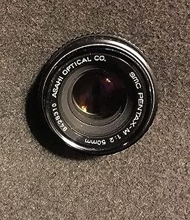 Pentax SMCP-M 50mm f2