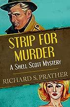 Strip for Murder (The Shell Scott Mysteries Book 12)