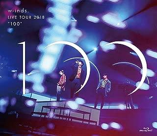 "w-inds. LIVE TOUR 2018 ""100"" [通常盤Blu-ray]"