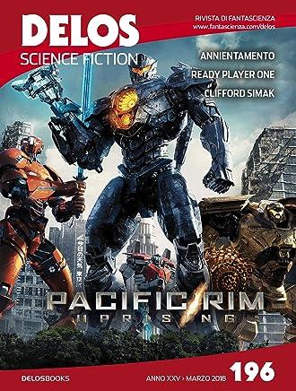 Delos Science Fiction 196