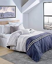 Lacoste Smash Comforter Set, Twin/Twin XL, Blue