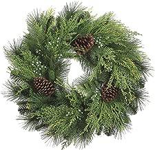 Best pine christmas wreath Reviews