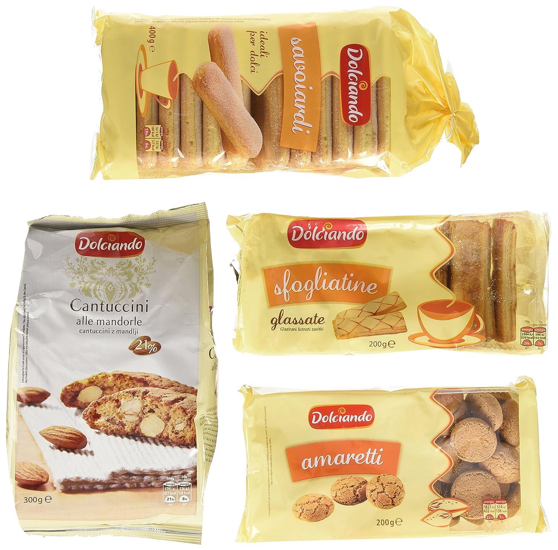 Dolciando: Cookie Set of Specialties Denver Mall Cantucc Amaretti Store Italian
