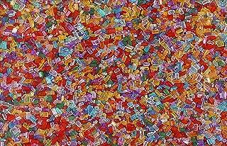 Wilton 710-991 Rainbow Sparkling Sugars, 8-Ounce